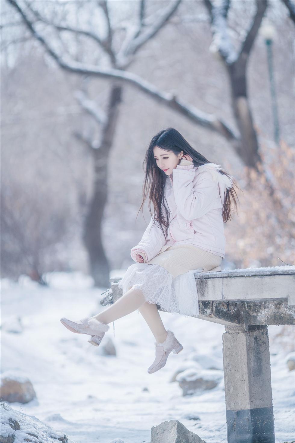 冬日里令你动容的精灵少女,第9张
