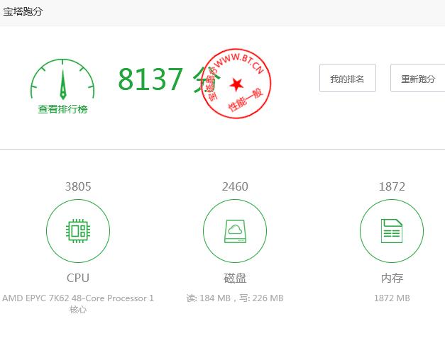 腾讯云无忧轻量国内服务器 1核2G5M带宽 续费180元/年,腾讯云,轻量服务器,第6张